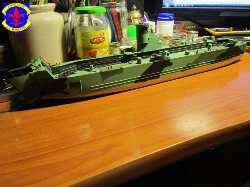 U.S. Navy Landing Ship Médium (Early) au 1/144 de Revell par Pascal 94 - Page 8 572247IMG42461