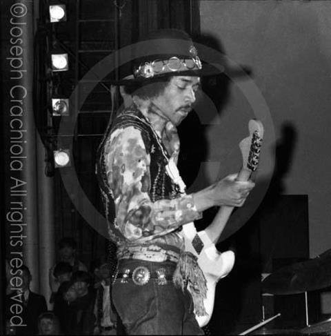 Flint (IMA Auditorium) : 24 mars 1968  572362Flintn