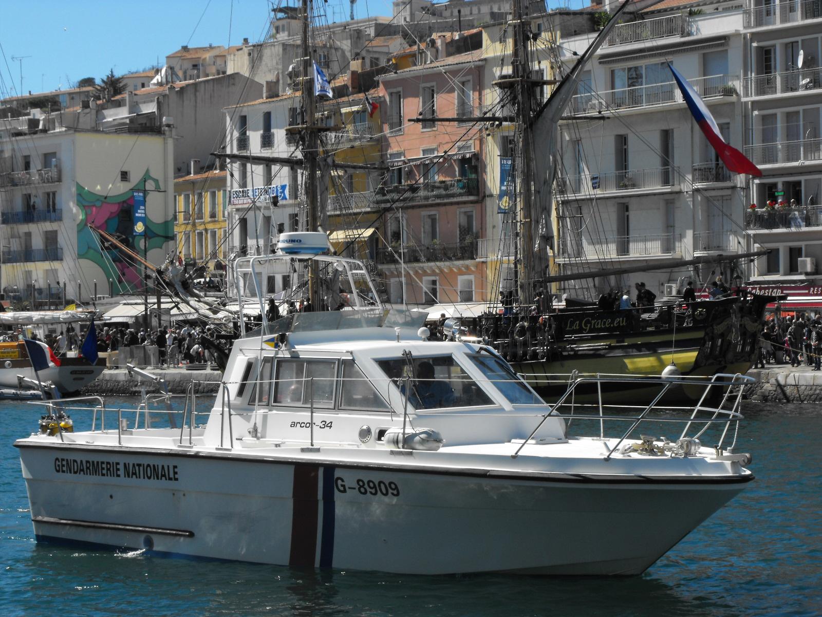 [Autres sujets non Marine] Le port de Sète 57284520160215Ste20160062