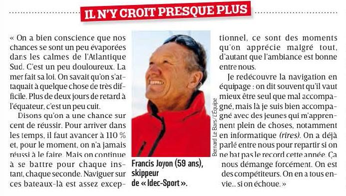 Francis Joyon autour  du monde ........en équipage - Page 7 572929ScreenHunter1057Jan021023