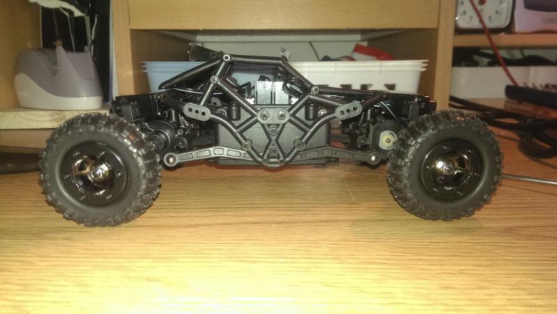 Mini Crawler Bacher Rocksta 1/24 573339IMAG2251