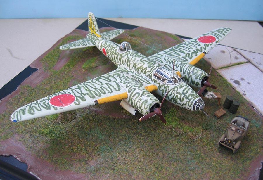 """[MPM] - Mitsubishi Ki 21 IIB """"Sally"""". 573418Ki21112"""