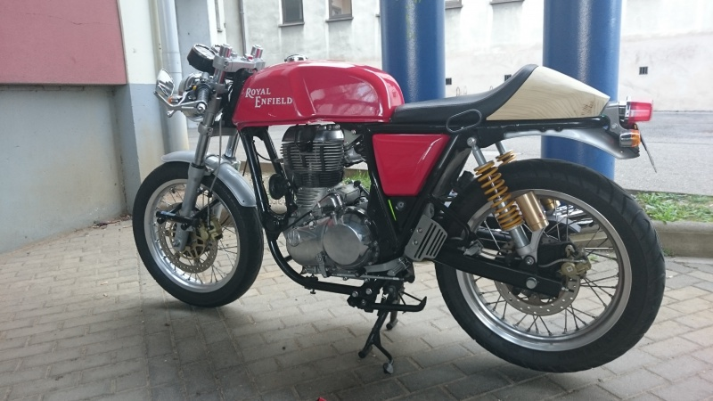 Enfield GT d'occase - Page 7 573712DSC0418