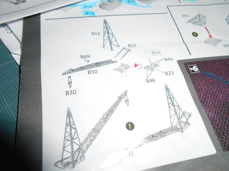Yamato 1/700 fuji, PE,Pont en bois et babioles - Page 3 573812DSCN5423
