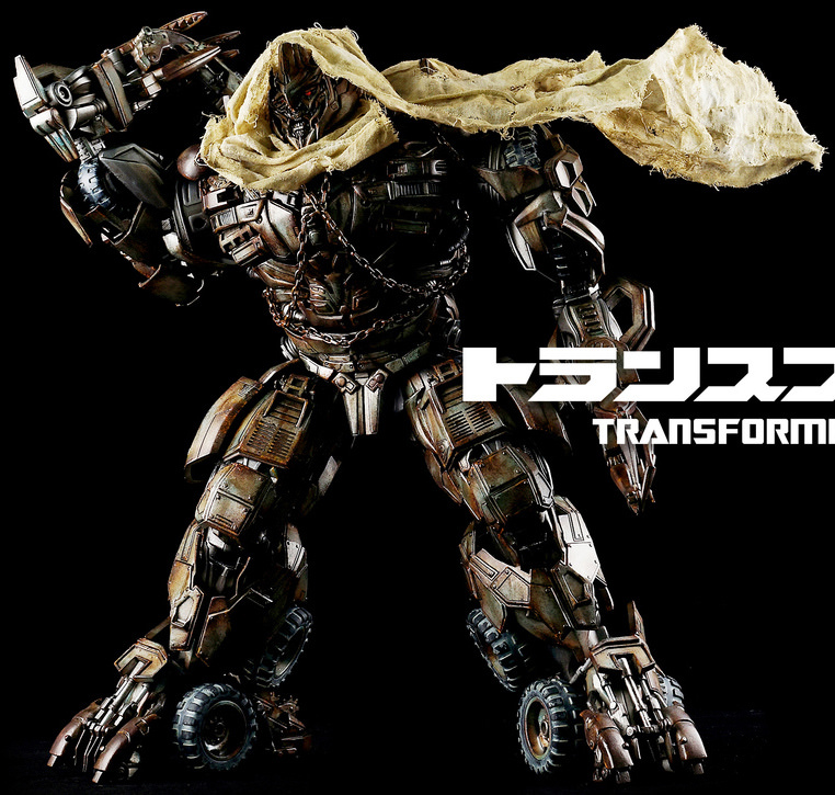 Figurines des Films Transformers ― Par Threezero (3A ThreeA), Comicave Studios, etc 574221163379718223e82316c4db