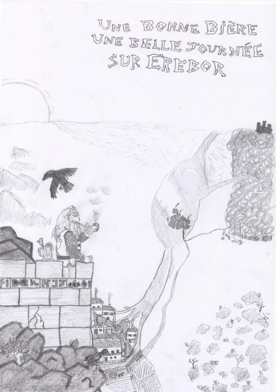 Concours de dessin n°3 : Sda/Hobbit  575347dessinsda