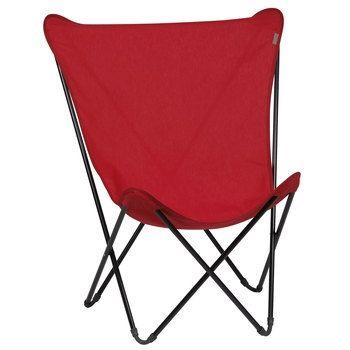 Des chaises tout confort qui servent de transat et qui ne prennent pas de place 575499995803793
