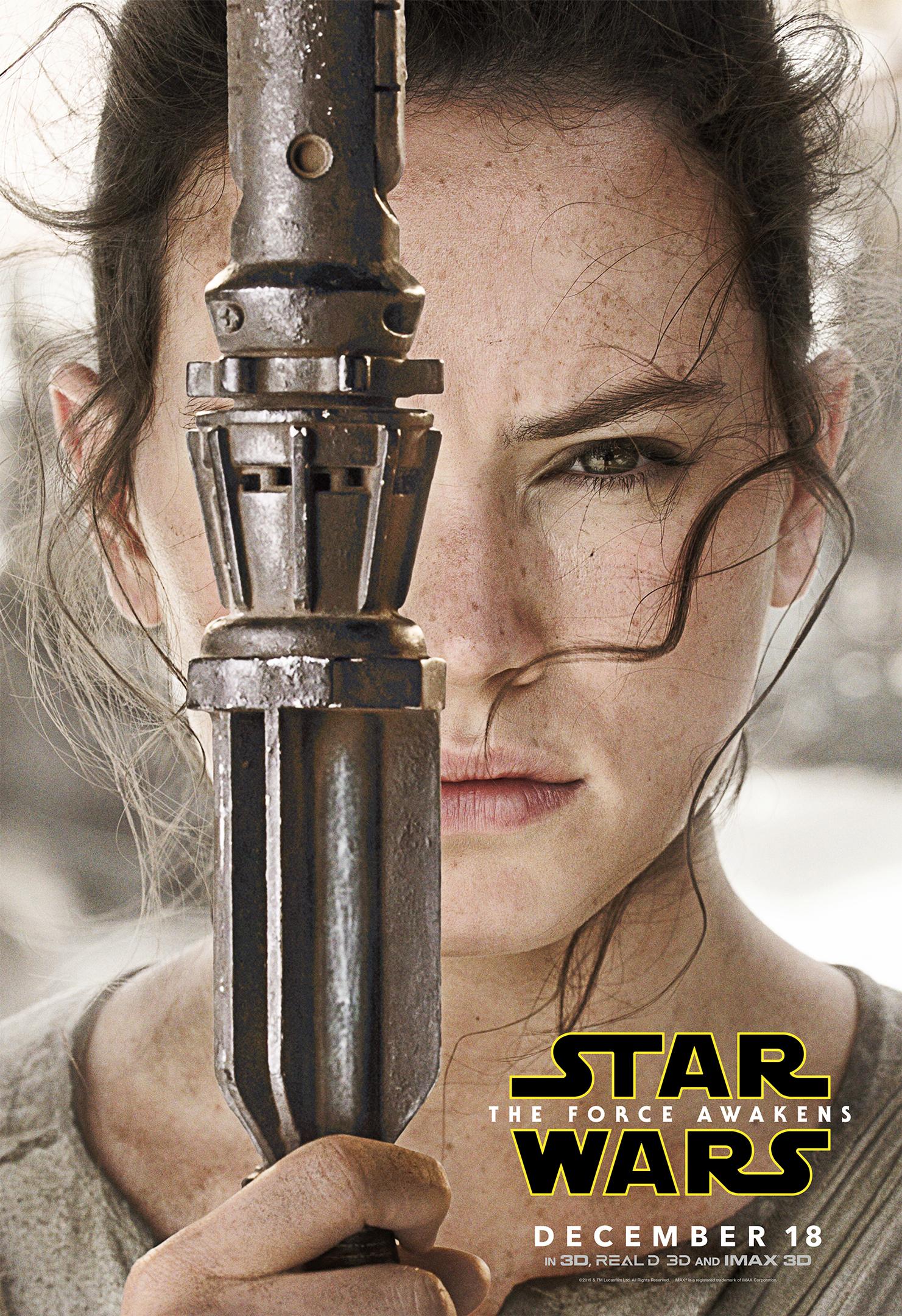 7 - Star Wars VII - Le casting  - Page 6 576243ReyTFA