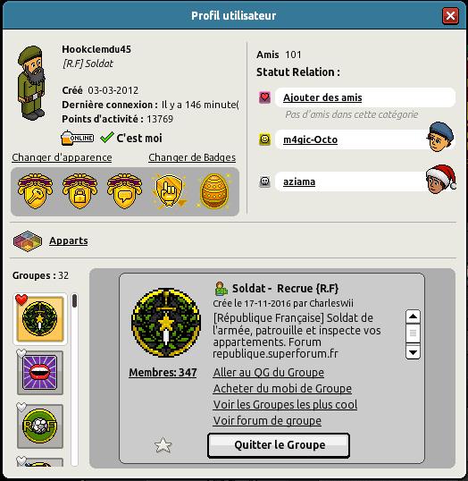 [Hookclemdu45] Rapports de RP  - Page 3 576554Hookclemdu45