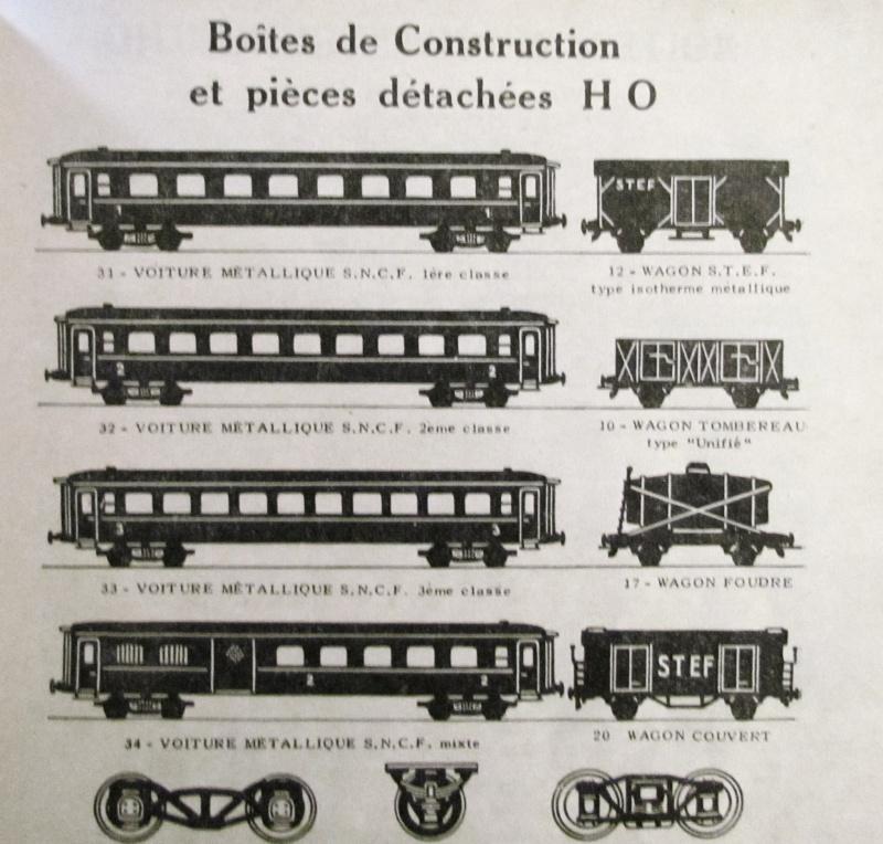 un catalogue de modèles réduits en 1951 577189IMG7979