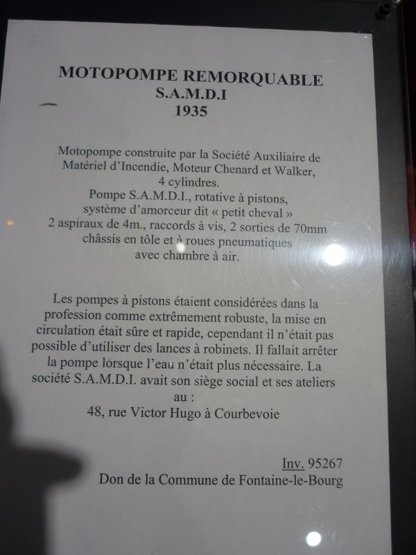 Musée des pompiers de MONTVILLE (76) 577603AGLICORNEROUEN2011108