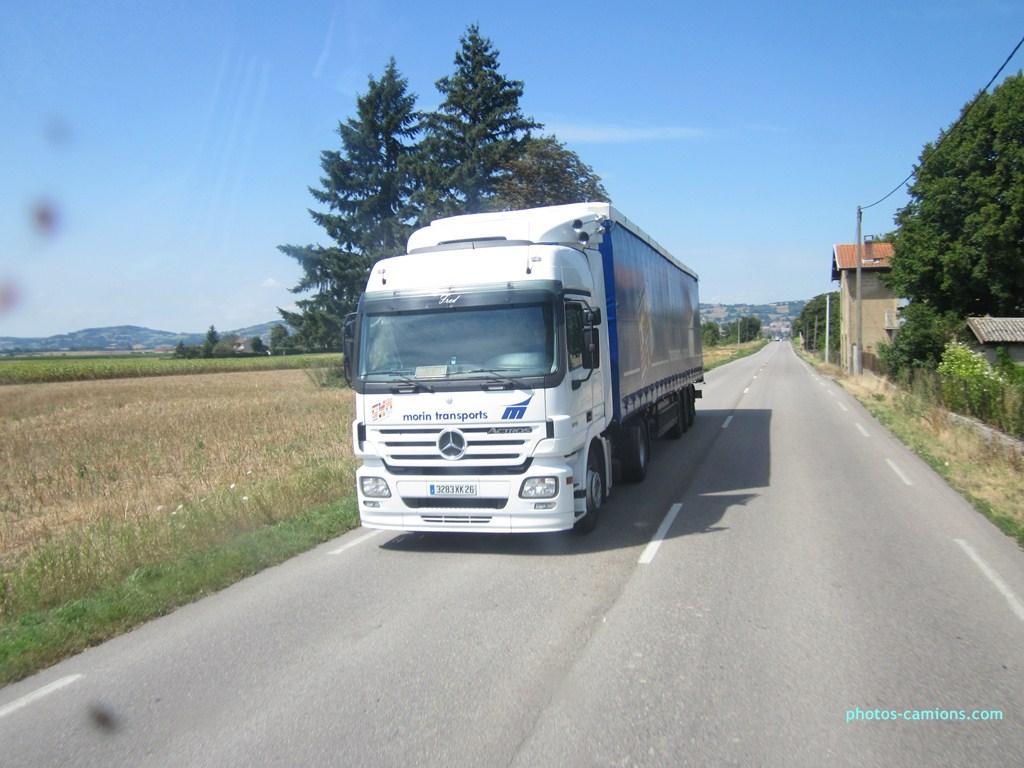 Morin Transports (Saint Jean en Royans, 26) 577738photoscamion050812058Copier