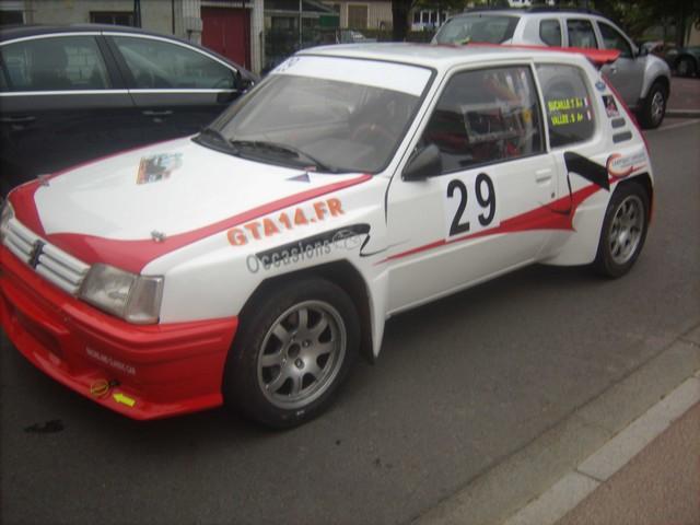 31è Rallye Tessy sur Vire Gouvets 2012 (vérifications techniques)  577796Sep01829
