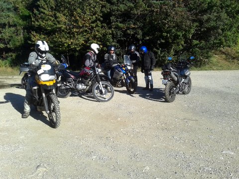 Gros trail et ++ en balade  à Axat , samedi 4 Octobre - Page 2 57785120141004100311