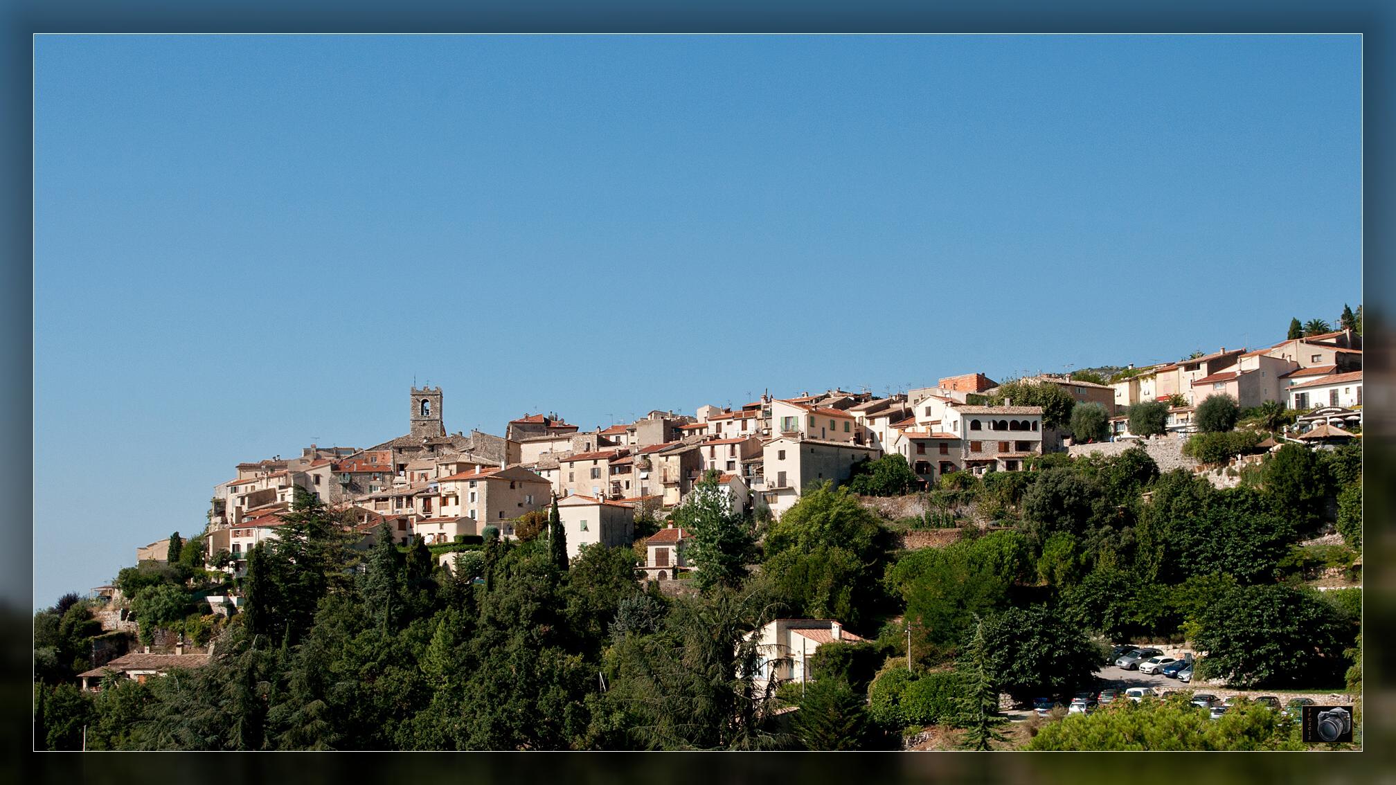 """petite visite du village de """" St. Jeannet """" Alpes Maritimes. 578496VillagedeStJeannet2"""