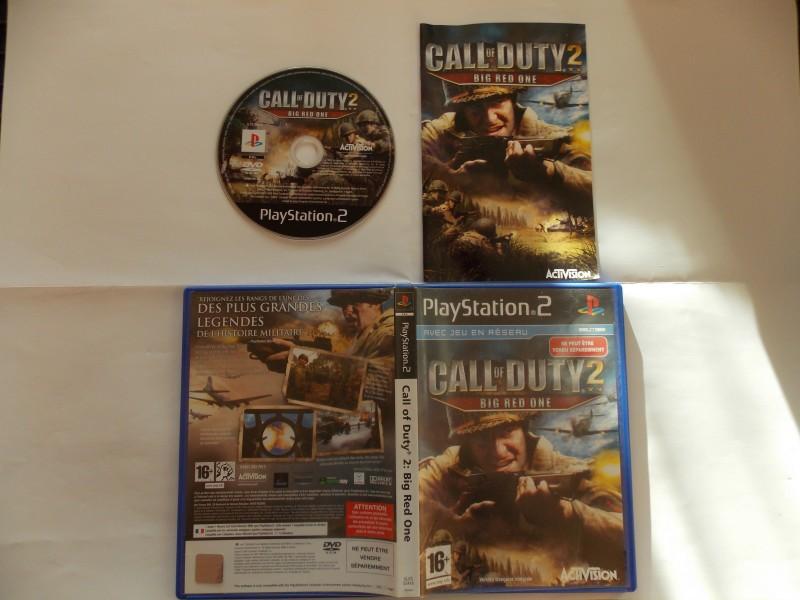 Call of Duty 2 : Big Red One 578518Playstation2CallofDuty2BigredOne