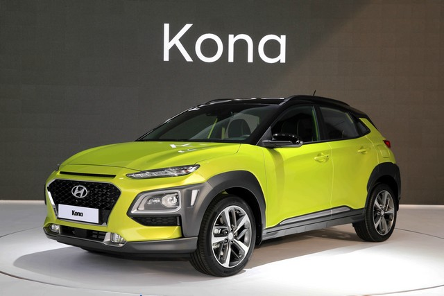 Le nouveau Hyundai Kona est né. Découvrez toutes ses informations 5785951848konaworldpremiere2