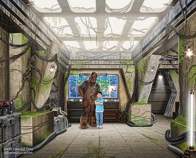 [Disneyland Park] Le futur de Tomorrowland (dont Season of the Force)  - Page 12 578659w32