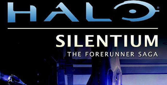 La saga forerunners, Tome 1 : Halo : cryptum - Page 2 579014halosilentiumbookcover