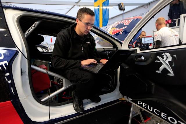 Rallycross - Sébastien Loeb remporte sa première victoire au volant de la PEUGEOT 208 WRX ! 579347wrx201610020081