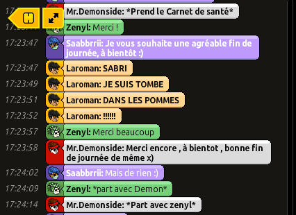 [Saabbrrii] Rapports d'actions RP - Infirmier 579524rpdemon7