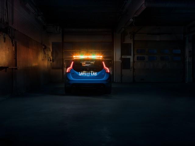 Volvo V60 Polestar : La Voiture De Sécurité La Plus Sure De L'histoire Du WTCC 579660188871VolvoV60PolestarSafetyCar