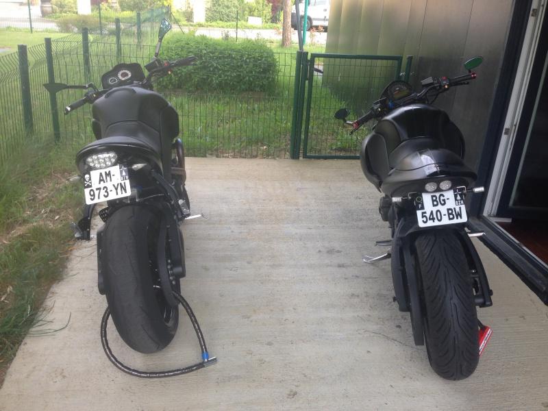 Noir c'est noir 1125CR et XB12S  580082image4