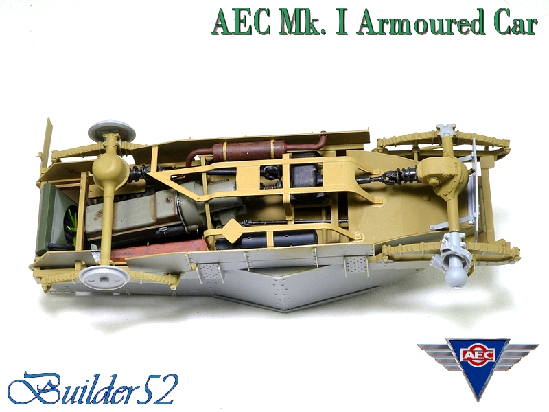 AEC Mk.I Armoured Car - Lybie 1942 - Miniart 1/35 - Page 2 580482P1050110