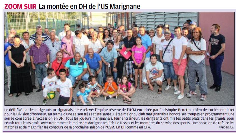 MARIGNANE B / DH RESERVES ET JEUNES  - Page 10 581636892b