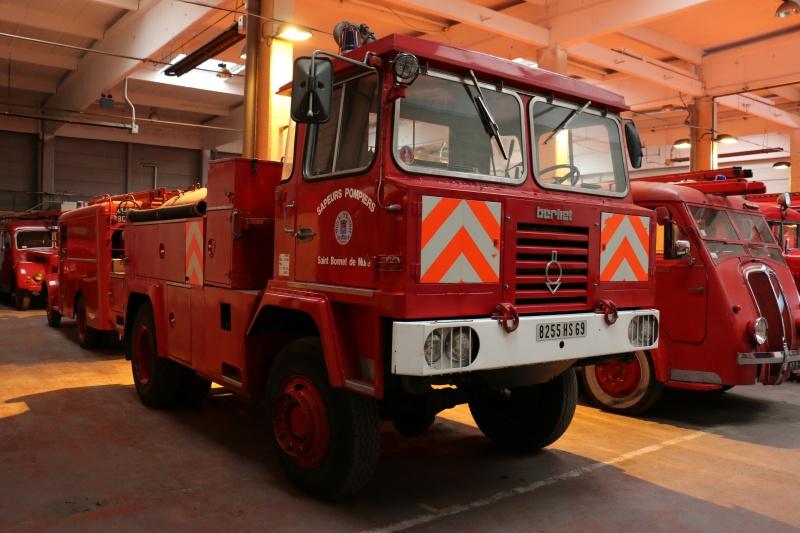 Des camions à gogo....Musée des sapeurs pompiers de Lyon 581696IMG6670