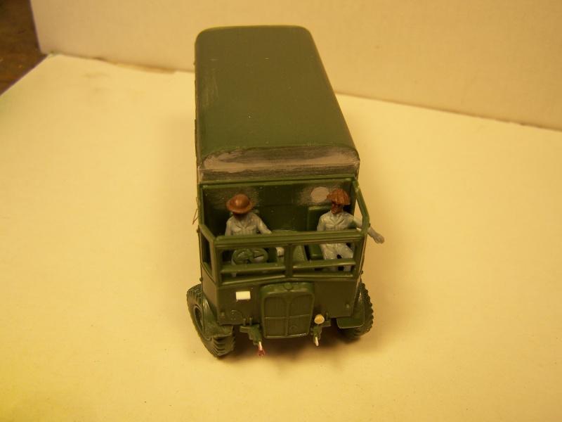 AEC Matador et Ambulance Austin K2 581789MatadorAustinK2005