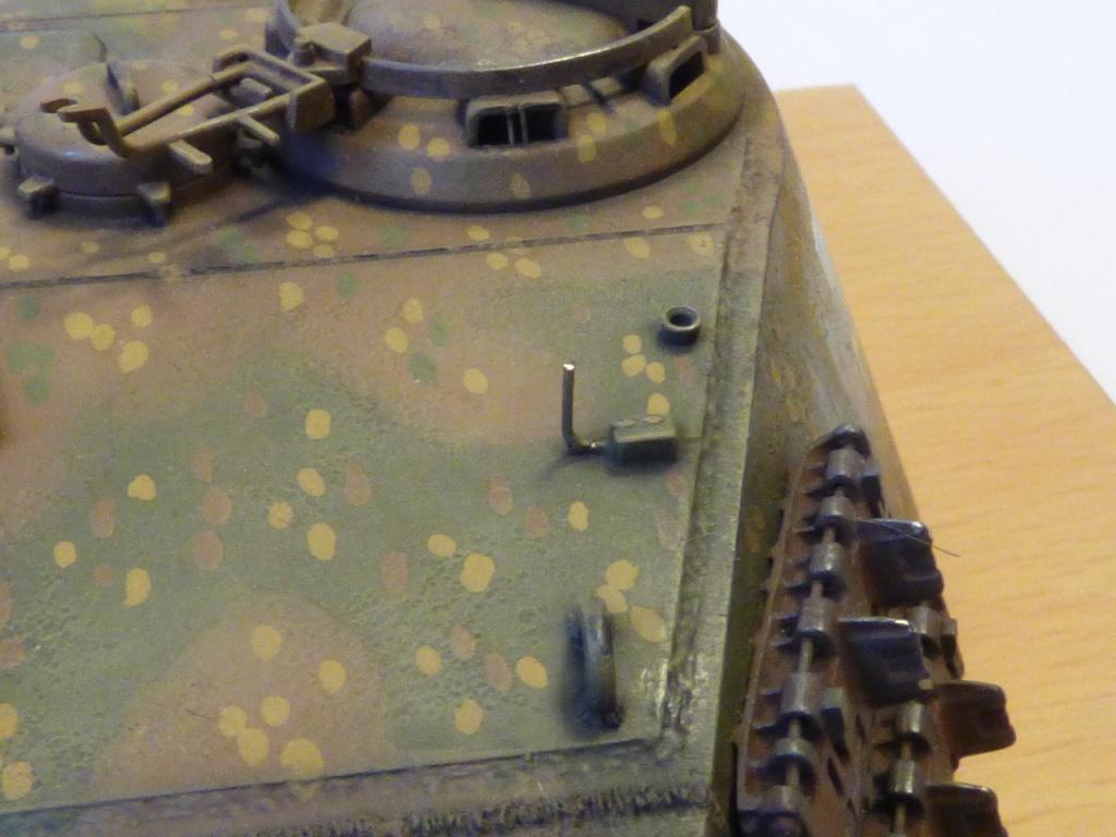 tiger - King Tiger Sd.Kfz.182 Henschel Turret Takom 1/35 582750P1060471Copier