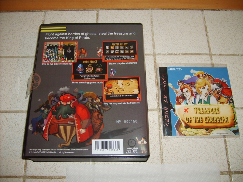 Un nouveau jeu AES Treasure Of The Caribbean - Page 5 582762S5003456