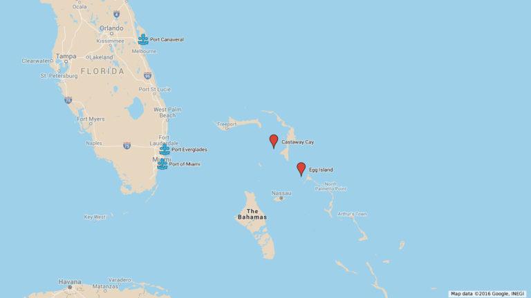 [Disney Cruise Line] Lighthouse Point : Projet sur l'île d'Eleuthera dans l'archipel des Bahamas (2022/2023).  583445CastawayEggisland