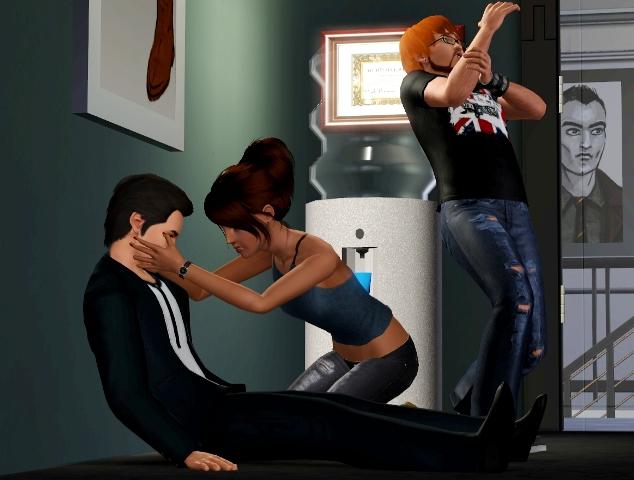 """[Terminé] Sims Histoires de Jobs """"Au bureau"""" - Page 20 583635Screenshot9"""