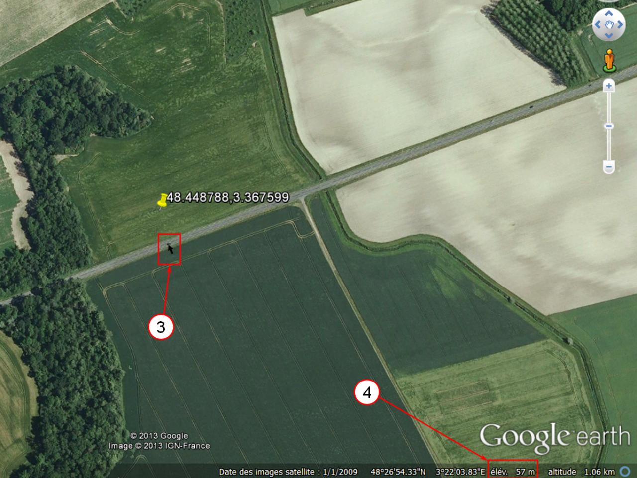 Tutoriel concernant Google Maps / Google Earth (outils de cartographie...) 583651TutoGoogleMaps9