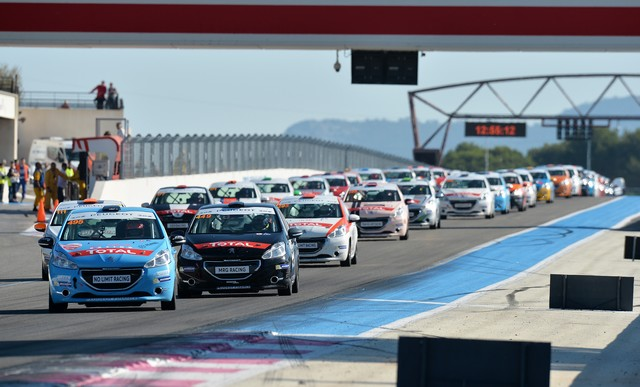 RPS / No Limit Racing, GPA Racing Et Le Team Villefranche S'ajoute Au Palmarès Des Rencontres Peugeot Sport 2015 ! 583953563632cdc9ea3