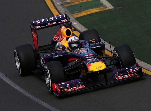 F1 GP d'Australie 2013  : (essais libres-1-2-3-Qualifications) 5840112013GPaustralieSebastianVettel