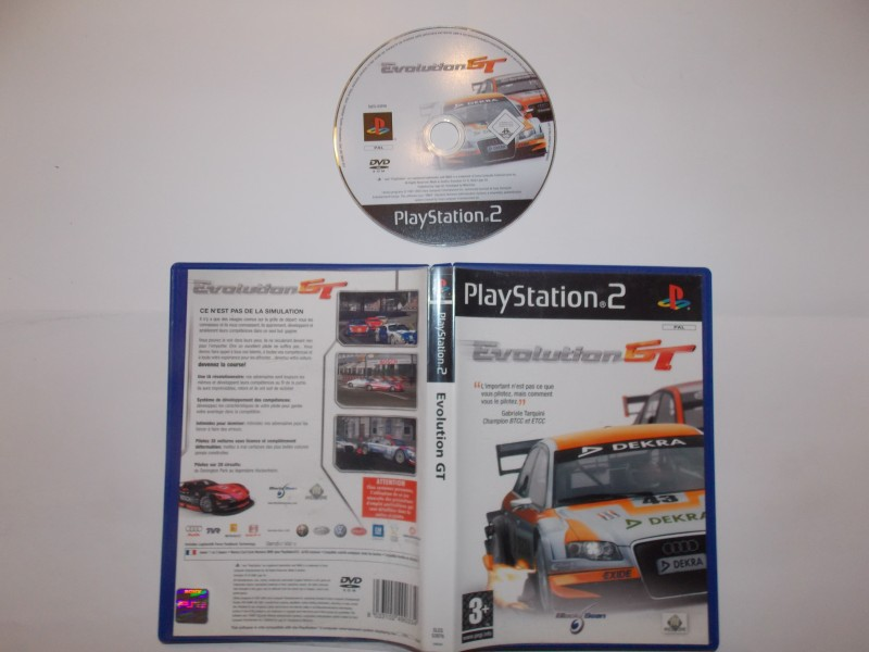 Evolution Gt 584553Playstation2EvolutionGt