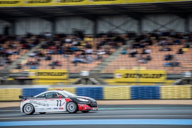 RCZ RACING CUP - Nicolas Milan et David Pouget dos à dos au Mans 58562957d588cab47cb
