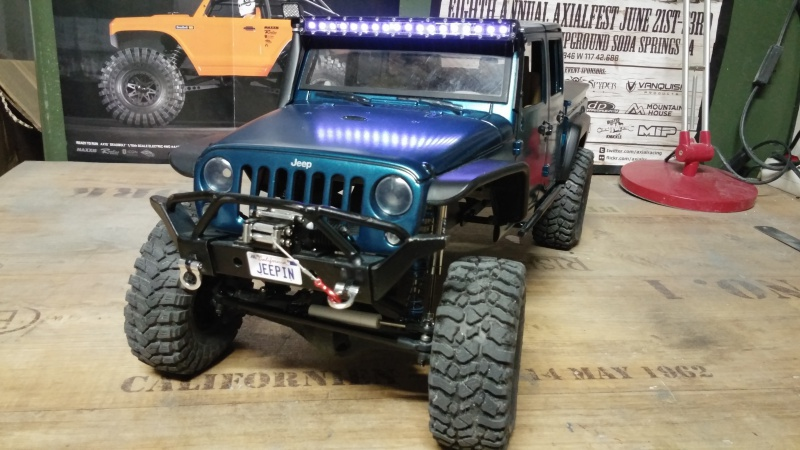 Jeep JK BRUTE Double Cab à la refonte! - Page 3 58585320141103184000