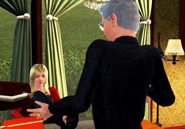 """[Terminé] Sims Histoires de Jobs """"Au bureau"""" - Page 12 586827Screenshot33"""
