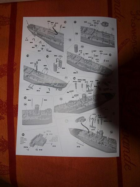 Corvette HMS Anchusa  586910P2034247Copier
