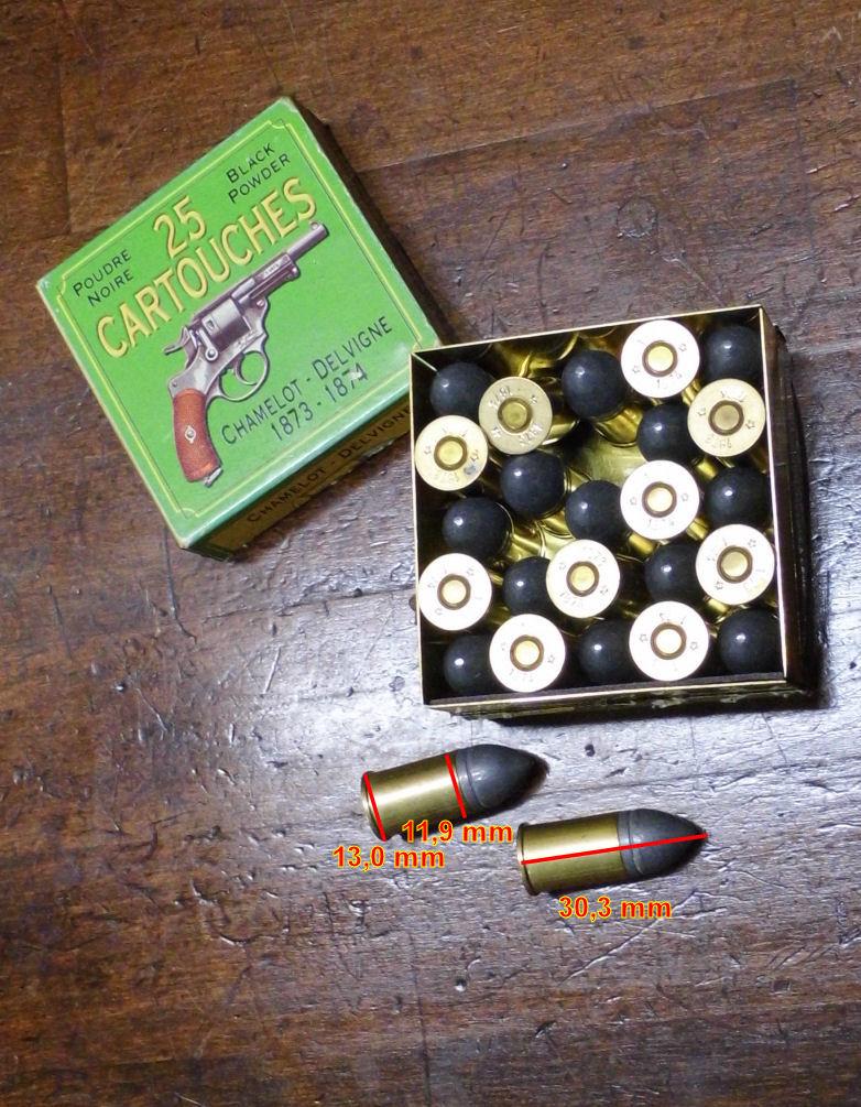 Qui refabrique ces munitions anciennes ?  587033bote11mm732