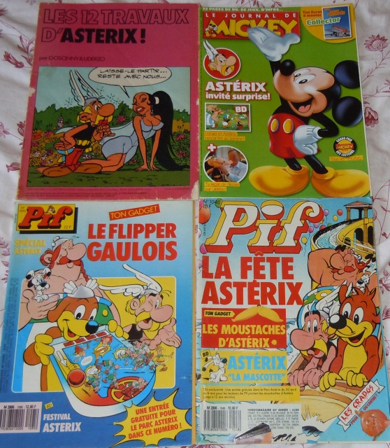 Astérix : ma collection, ma passion - Page 2 58716793q