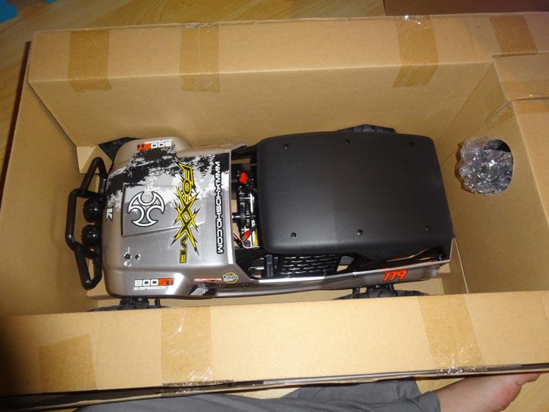 FOXX VE Kyosho 587506DSC01416