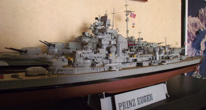 Prinz Eugen Trumpetter 1/350  588216PrinzEugenTrumpeter1x35024