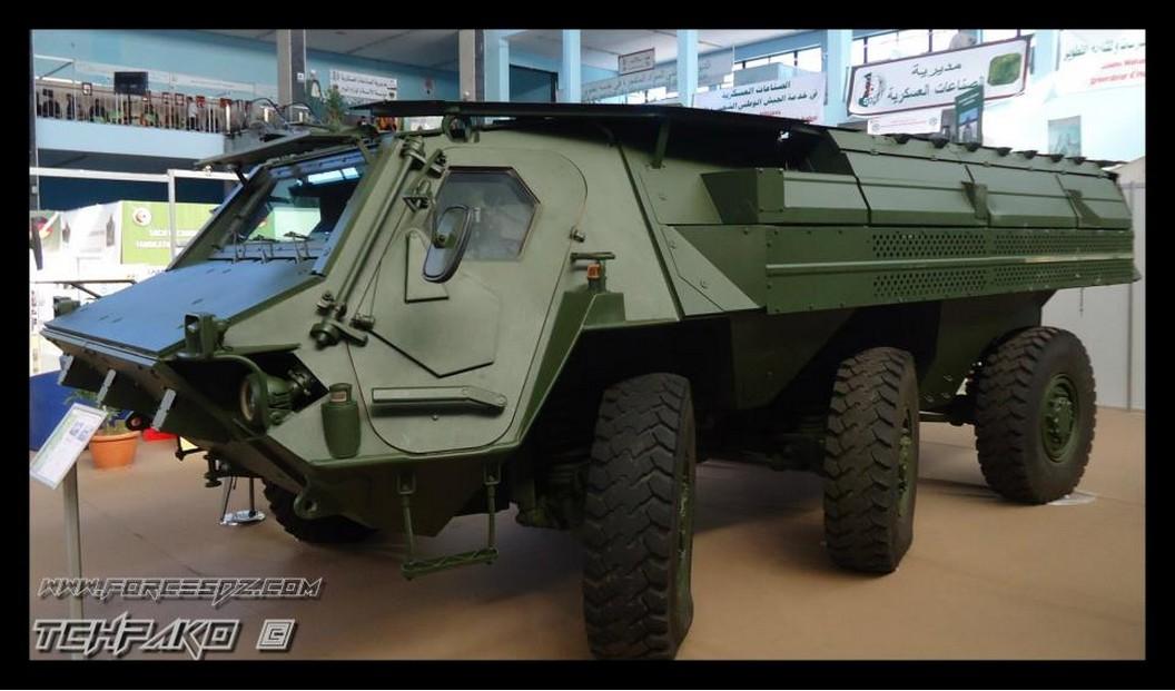 تطور الصناعة الجزائرية العسكرية الثقيلة  بشكل ملحوظ من الشراكة الى الاعتماد الذاتي الكلي . 58850620120726004013