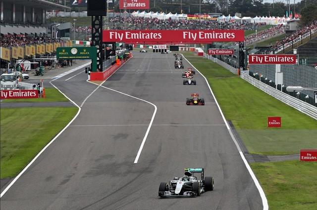 F1 GP du Japon 2016 : Victoire Nico Rosberg, Mercedes champion du monde 5886772016GPduJapon