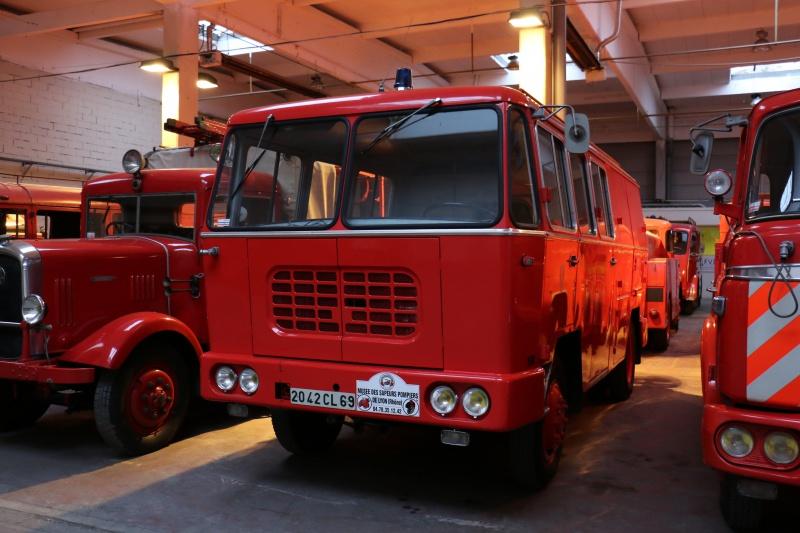Des camions à gogo....Musée des sapeurs pompiers de Lyon 588866IMG6509